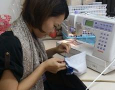 お裁縫教室を開催しました!