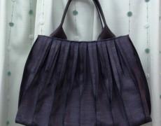 畳のふちのバッグ