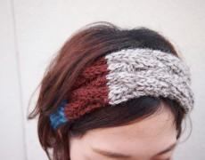 [FRANK暮らしの道具にて]毛糸のあたたかヘアバンドを作る会